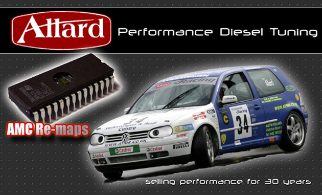 Turbo diesel performance from Allard