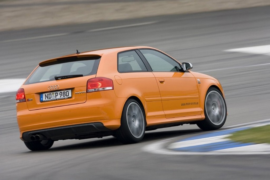 The hottest new mtm Audi S3 with up to 330 HP!
