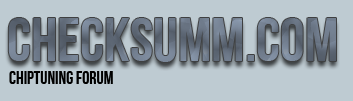 Checksumm: Chiptuning Forum