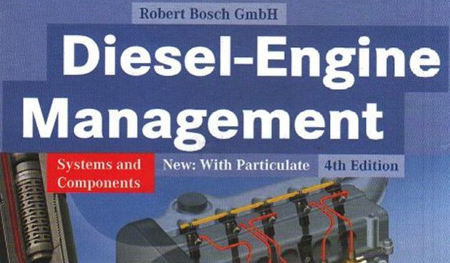 Bosch Handbook for Diesel-Engine Management