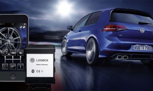 Volkswagen LogBox and Race App data-recording system launches