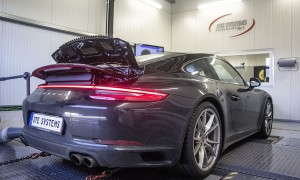 Chiptuning Porsche 911 Carrera S II with DTE PowerControl