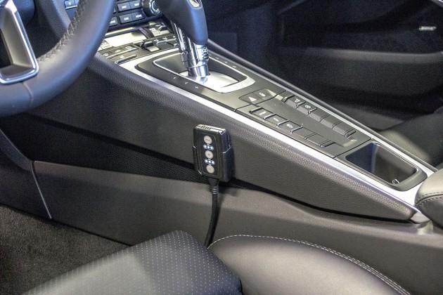 Porsche 911 Carrera 4S DTE PedalBox