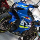 Suzuki GSXR1000 with Rapid Bike technology